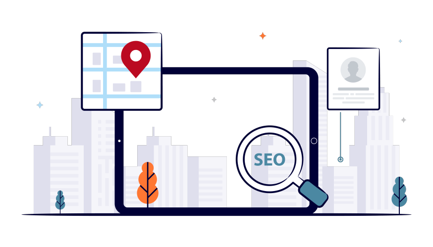 City & Local SEO Pages